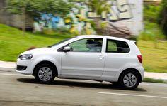 Volkswagen Fox 2014 perde a opção de duas portas