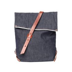 Jurgen Backpack Denim by Seventy Eight Percent