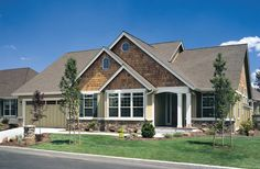 Charming Country Design - 6930AM | Country, Craftsman, Traditional, Photo Gallery, 1st Floor Master Suite, CAD Available, Den-Office-Library-Study, PDF, Split Bedrooms | Architectural Designs