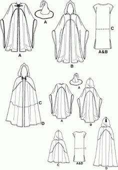 Cómo hacer una capa para disfraz   Todo Halloween