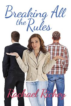 New cover for Breaking All The Rules