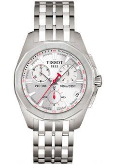 2c7cf2b858c Swiss Tissot T-Sport PRC 100 Stainless Steel Mens Replica Watch T22.1.686.