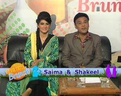 #Weekend #Brunch #live #DM #DIGITAL #TV #NETWORK #Host by #Shakeel #Zahid & #Saima #guest Gulam Ali Gul (Iriologest), Majid Ali (Singer), Farhana Arshad (Singer)
