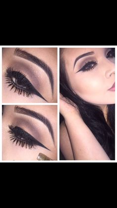 Bronze - Taupe Glam. Click to see products used...
