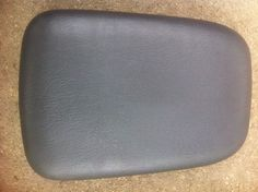 1999-2004 Jeep Grand Cherokee Center Console Arm Rest Lid No Hinge Black OEM