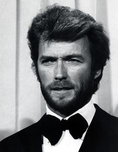 Clint Eastwood-  Is it just me, or does he look an awful lot like Hugh Jackman/Wolverine??