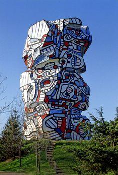 Jean Dubuffet en 2 minutes | Beaux Arts Theme Design, Modern Art, Contemporary Art, Jean Dubuffet, Collaborative Art Projects, Art Brut, Art Sculpture, Famous Art, Art Moderne