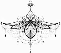 50 Arm Floral Tattoo Designs for Women 2019 Page 19 of 50 Sexy Tattoos, Pretty Tattoos, Mini Tattoos, Body Art Tattoos, Gorgeous Tattoos, Tattos, Mandala Tattoo Design, Floral Tattoo Design, Mandala Sternum Tattoo