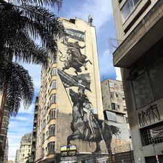 Work by @francofasolijaz and @conorsaysboom for @o.bra  São Paulo  Brasil by instagrafite