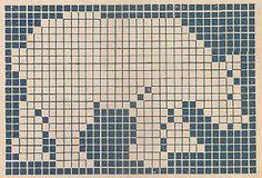 Sentimental Baby: Children's Motifs for Cross Stitch or Filet Crochet