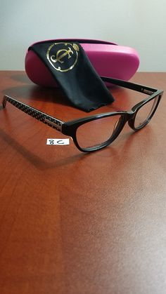 2e4236cd072  8C Juicy Couture Frame For Women With Hard Case and Lens Cloth - buy for