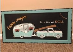 Frame color Chalk It Up, Chalk Art, Camping Signs, Camping Ideas, Chalk Crafts, Chalk Design, Couture Ideas, Pallet Art, Chalkboard Art