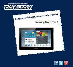 La tecnología a tu alcance..   ¡Compra en internet, nosotros te lo traemos! http://amzn.com/B008H50IUM