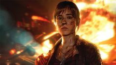Beyond Two Souls Game  | Beyond: Two Souls (2013) PS3 Review - FilmGamesEtc