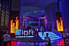 #Aloft #Hotel #Bangkok
