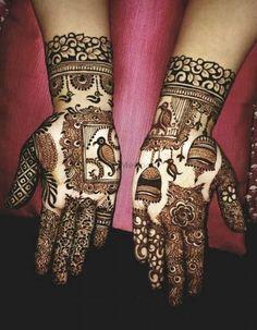 Looking for Unique birds bridal motif mehendi for wedding? Browse of latest bridal photos, lehenga & jewelry designs, decor ideas, etc. on WedMeGood Gallery. Latest Bridal Mehndi Designs, Indian Mehndi Designs, Henna Art Designs, Mehndi Designs 2018, Stylish Mehndi Designs, Mehndi Designs For Girls, Mehndi Designs For Beginners, Mehndi Design Photos, Wedding Mehndi Designs