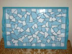 Fotos de Vendo bandeja con mosaico Talca