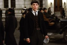 Ezra Miller's character Credence will return in the upcoming Fantastic Beasts adventure, as well as Jacob Kowalski, played by Dan Fogler.