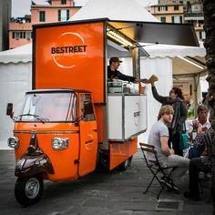 Street food all'Italiana...