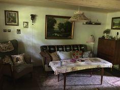 24. august 2016. Frilandsmuseet. Et hjem fra 20-erne. Ligner faktisk min mormors lidt😃