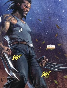 Secret War || Dell'Otto (Art) Bendis (Story) #Wolverine