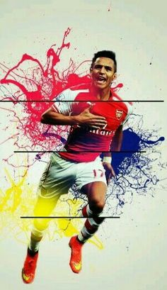 'Alexis Sanchez arsenal stuff' Poster by Arsenal Players, Arsenal Football, Arsenal Fc, Arsenal Sport, Football Art, Alexis Sanchez Arsenal, Good Soccer Players, Red Army, Neymar