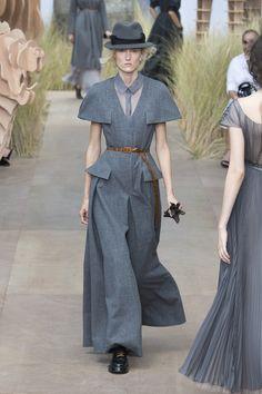 Christian Dior | Haute Couture - Autumn 2017 | Look 10
