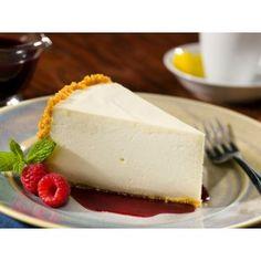 One more test! Lemon Greek Yogurt Cheesecake with Raspberry Sauce #test