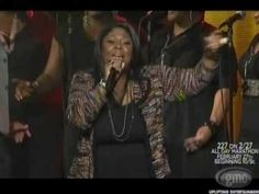 Kim Burrell - Jesus I Love Calling Your Name - Salute To Shirley Ceasar