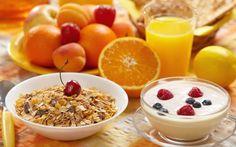 ¿Haces un desayuno completo y equilibrado?