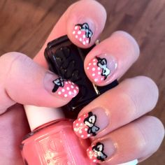 Polka dots and little bows :)