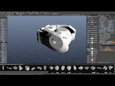 This video covers some tips for getting the best results when using the Auto-Retopo toolset on hard surface objects 3d Coat, Hard Surface Modeling, Cinema 4d, Zbrush, Sculpting, 3 D, Models, Digital, Art Tutorials