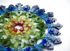 Way cool fused glass!