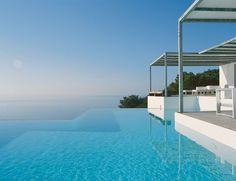 oh my!! house rental in Ibiza.  Na Xemena House by Ramon Esteve