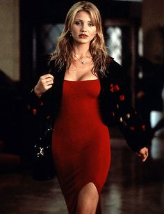 """I got Tina from """"The Mask""""! Which Cameron Diaz Character Are You?"""