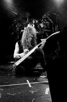 James Hetfield- Metallica