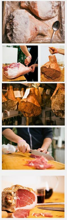 Panoram Italia - The ABCs of Homemade Prosciutto