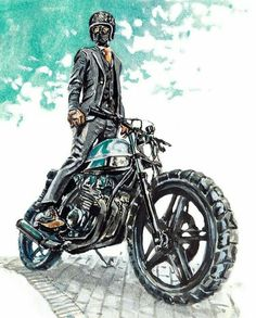 Motorcycle drawing artworks Ideas for 2019 – Best Motorcycles Motorcycle Tattoos, Motorcycle Logo, Motorcycle Style, Motorcycle Birthday, K100 Scrambler, Biker Photoshoot, Arte Black, Bike Sketch, Bike Illustration