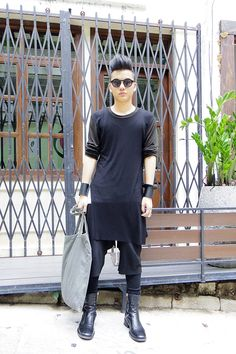【STREET SNAP】Kenny Wong  ストリートスナップ   星街(香港) 