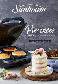 Mini Pie Recipes, Snack Recipes, Cooking Recipes, Sunbeam Pie Maker, Snacks To Make, Mini Pies, Mud Pie, Something Sweet, Food Lists