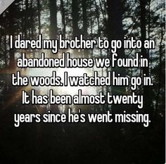 21 People Reveal What It's Like When A Loved One Goes Missing stories 21 People Reveal What It's Like When A Loved One Goes Missing Stories That Will Make You Cry, Sad Love Stories, Touching Stories, Sweet Stories, Cute Stories, Scary Horror Stories, Short Creepy Stories, Spooky Stories, 2 Sentence Horror Stories