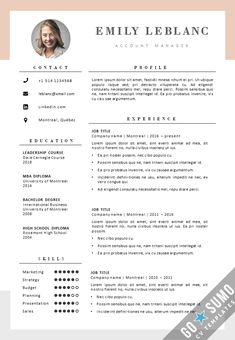 Boost your job application with a colourful CV Template in Word. All files fully editable and reusable on your own computer. English Cv Template, Cv Design Template, Modern Cv Template, Resume Template Examples, Cv Examples, Teacher Resume Template, Resume Template Free, Cover Letter Template, Letter Templates