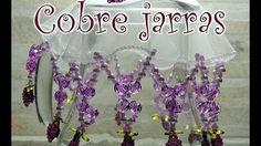 Mulher.com 01/06/2015 Ana Maria Ronchel - Cobre copo em pedraria - YouTube
