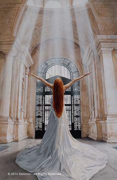 Bride of Christ prophetic art. Daughters Of The King, Daughter Of God, Braut Christi, Art Encounters, Bride Of Christ, Prophetic Art, King Jesus, Godly Woman, Christian Art