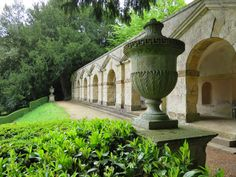 william kent / rousham house garden, oxfordshire