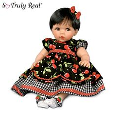 Might have to have her....Mary Engelbreit-Inspired So Truly Real Baby Doll offered from the Bradford Exchange