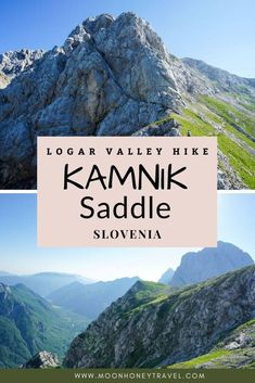 Thrilling day hike to the Kamnik Saddle, with an optional ascent to Mount Planjava, in the Kamnik Savinja Alps of Slovenia. Wonderful full-day hike from Logar Valley (Logarska Dolina). #slovenia #logarvalley #kamniksavinjaalps #slovenianalps #alps #mountains #hiking #planjava #hikingtrail Go Outdoors, The Great Outdoors, Slovenia Travel, Bungee Jumping, Adventure Activities, Beautiful Places In The World, Day Hike, Travel Couple, Alps
