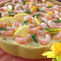 Vegan Runner, Ricotta, Vegan Gains, Scandinavian Food, Danish Food, Savory Tart, Sandwiches, Easy Food To Make, Fish Dishes