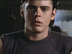 """Dally's my buddy I'm a greaser too.""  TELL HER PONYBOY!!!!!!!!"