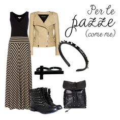 long skirt outfit - per le pazze (come me)